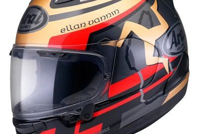 Casco integral Arai RX7V